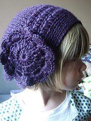 Ravelry: bryonyO's Izzy's Flower Hat