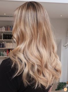 Balayage blonde Schleifen Pfirsich Stockholm Balayage blonde Schleifen Pfirsich Stockholm,[ SAVE HER — Rosalyn, A, W] ✧ Balayage blonde Schleifen Pfirsich Stockholm Related posts:This simple and delicious popcorn recipe is perfect for a special. Warm Blonde Hair, Blonde Hair Shades, Honey Blonde Hair, Blonde Hair Looks, Blonde Hair With Highlights, Strawberry Blonde Hair, Hair Color Balayage, Neutral Blonde Hair, Blonde Dark Roots