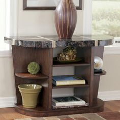 You could even use this for a TV console.
