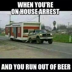 Funny Redneck Humor Fer All Y'all Redneck Humor, Beer Humor, Man Humor, Redneck Quotes, Beer Memes, Beer Funny, Truck Memes, Funny Car Memes, Truck Quotes