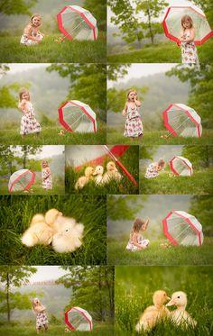 girl and her ducks www.munchkinsandmohawks.com/blog