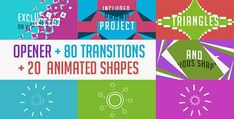 Transitions 7023974 - Project for After Effects (Videohive)