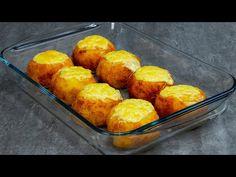 Nimeni nu a refuzat acest deliciu. Incearca o reteta inedita cu care iti vei rasfata familia! - YouTube Spanish Food, Saveur, Relleno, Cornbread, Sweet Potato, Side Dishes, Tacos, Health Fitness, Potatoes