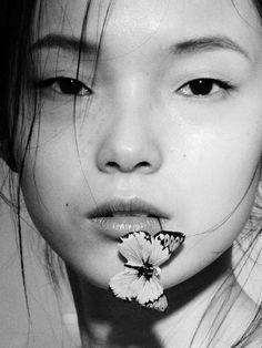 """joga: """"""""Xiao Wen Ju for Babghost S/S 2012 """" """""""