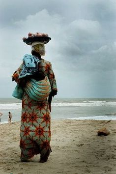 See the World Through Pattern and Colour, Ghana, Africa
