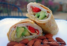 Gourmet Girl Cooks: It's a Wrap...and It's Wheat/Grain & Gluten-Free