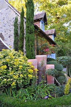 Le jardin du Petit Bordeaux dans la Sarthe - Détente Jardin