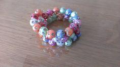 Diy spiraal armband voor kinderen  www.creashoplimburg.nl