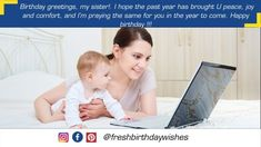 Happy Birthday Mother Images Free Download - Happy Birthday Wishes Happy Birthday Mom Images, Happy Birthday Mother, Mom Birthday Quotes, Special Birthday, Happy Birthday Wishes, Birthday Greetings, Image Mom, Mother Images, Mother Quotes