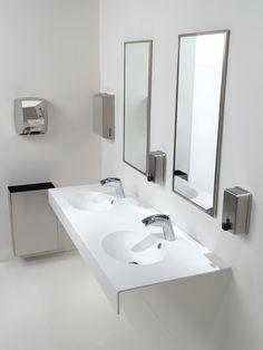 Ponte Giullio & Mediclinics Sink, Bathtub, Bathroom, Building, Home Decor, Paper Towels, Soap Dispenser, Coat Hanger, Trough Sink