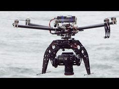 Turbo Ace Cinewing 6 Hexacopter - Step up from DJI S800 - YouTube