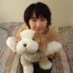 いいね!411件、コメント5件 ― 結衣ちゃんさん(@gakkigazonochannel)のInstagramアカウント: 「#新垣結衣 #ガッキー #犬になりたい」