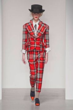 Vivienne Westwood Red Label F/W 2014