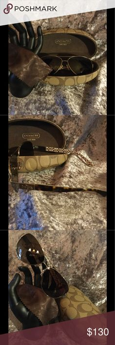 COACH GLASSES Brand new never used Accessories Sunglasses