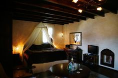 Grand Master Suite, Spirit of the Knights Boutique Hotel - Rhodes, Greece