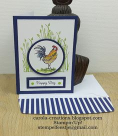 Carola Creations: Stampin'Up! Free Sale-A-Bration