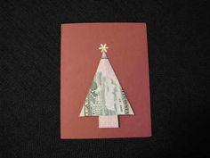 How to Fold a Christmas Money Tree » Curbly | DIY Design Community