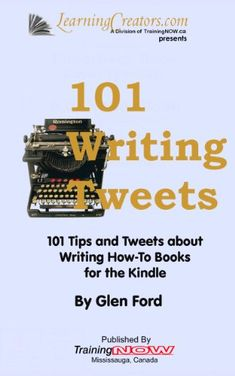 Thinkng of writing a book? Want some tips on the business? Here's 101 tips on selecting, writing, publishing, and selling your book. On countdown sale this weekend for 99c (US/UK). Free with KU. 101 Writing Tweets: 101 Tips and Tweets about Writing How... https://www.amazon.com/dp/B00CD8B4Q6/ref=cm_sw_r_pi_dp_U_x_AblzBbF49F874
