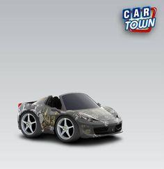 Ferrari 458 Spider 2011 - Josh Cartu Gumball 3000