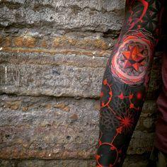 Tattoo done by Timofey Viktorovich.... - THIEVING GENIUS