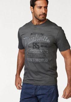 Man's World Poloshirt Piqué, Klassisches Poloshirt von Man's World online kaufen Polo Rugby Shirt, Polo Team, Outfit Jeans, Beto Malfacini, Mans World, T Shirts, Kids Fashion, Mens Tops, John Devin