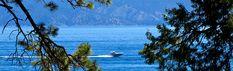 Lake Tahoe, Sugar Pine Point State Park