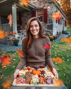 Sarah Vickers, Grazing Tables, Flannel Dress, Classy Girl, Charcuterie Board, Portobello, Autumn Inspiration, Design Inspiration, Girls Wear