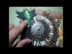 STEAMPUNK Jewelry BOX - http://steampunkvapemod.com/steampunk-jewelry-box/