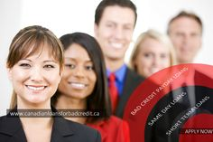 Canadian loans for bad credit are the one of best financial source which includes no fee cash support until next day.
