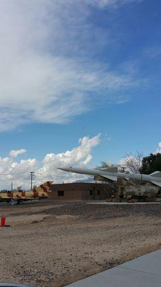 Nellis Air Force Base, Las Vegas