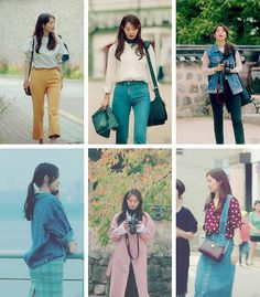 I loved this drama but they gave Shin Min Ah the worst fashion