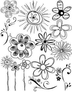 Scrapbooking : le doodling - Page 2
