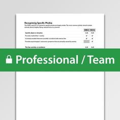 Anxiety worksheets and exercises for treating generalized anxiety disorder, panic, phobia, social, and health anxiety. CBT resources for professionals. Cbt Worksheets, Therapy Worksheets, Fighting Depression, Coping With Depression, Life Coaching Courses, What Makes You Laugh, Psicologia