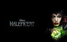Maleficent 2014 Disney Movie Wallpaper