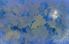 blue leaves - Google Search