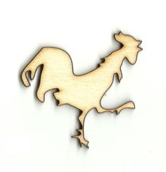 Wooden Pieces 71178: Rooster - Unfinished Laser Cut Out Wood Shape Craft Supply Brd117 -> BUY IT NOW ONLY: $38.64 on eBay!