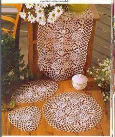 Kira scheme crochet: Scheme crochet no. 779