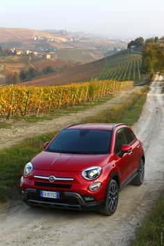 2015 Fiat 500X Crossover — it somehow manages to look classic and modern all at once