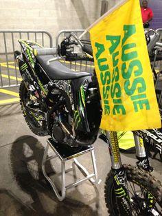 BILKO's X Games Bike #xgamesla