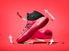 The All-Star point guard's biomechanics and quickness inspire the design of his second signature shoe.