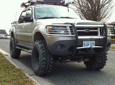 Mx Series Truck Cap Walk In Door Ford Sport Trac