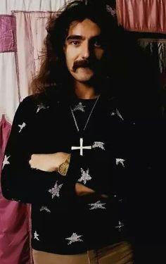 Geezer Butler 1973 ♡