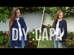 (301) DIY : Como hacer una capa !! - YouTube