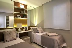 Lanzili Móveis sob Medida para Dormitórios