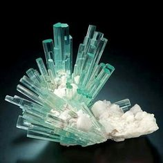 Aquamarine from Pakistan