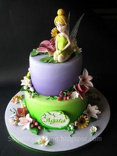 cakes tinkerbell, cake idea, cake decor, world maps, tinkerbell birthday cakes, wedding cakes, tinkerbel cake, tinker bell, disney birthday