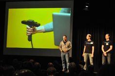 "Gadget baseado no Kinect promete ""escanear"" ambientes e reproduzi-los em 3D no computador"