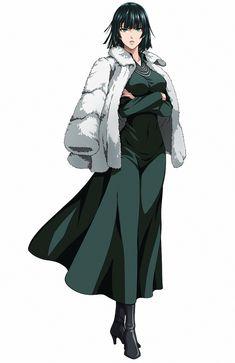 Manga Girl, Anime Art Girl, Saitama One Punch Man, One Punch Man Manga, Female Reference, Anime One, Fanarts Anime, Anime Demon, Female Characters