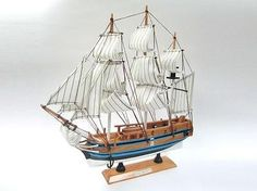 Hms bounty #starter boat kit: build your own wooden #model #sailing ship,  View more on the LINK: 	http://www.zeppy.io/product/gb/2/381600422722/