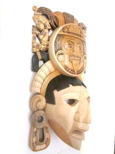 Made to Order Giant Sun God Tonatiuh Aztec by TheFantasticAztec